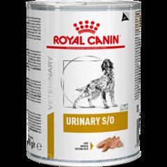 Royal Canin Urinary S/O Диета для собак при заболеваниях дистального отдела мочевыделительной системы (банка)