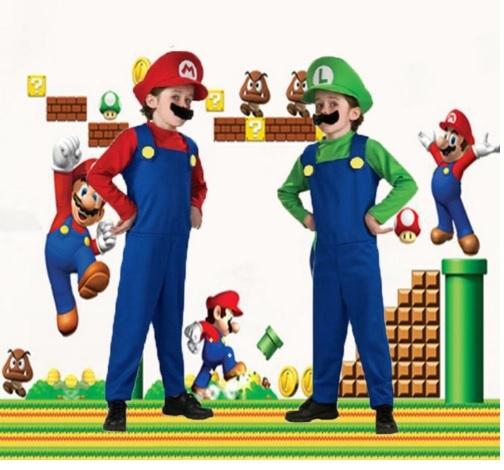 Супер Марио костюм