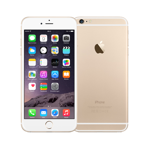 iPhone 6 64 гб без Touch ID gold/rose gold золотой/розовый