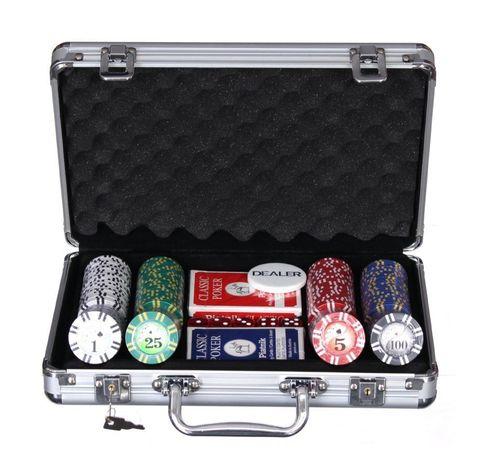 Дипломат для покера ГД4 (200 фишек)