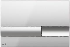 Клавиша смыва для унитаза Alcaplast M1741 фото