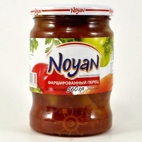 Перец фаршированный Noyan, 560г