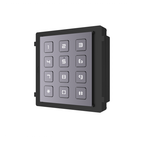 Модуль клавиатуры с подсветкой DS-KD-KP