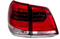 Фонари задние Toyota LAND CRUSIER-200 (2012-2015) рестайлинг, комп.