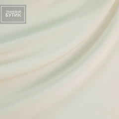 Молочный вискозный креп