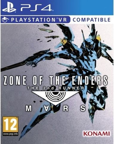 Sony PS4 Zone of the Enders: The 2nd Runner - Mars (поддержка PS VR, английская версия)