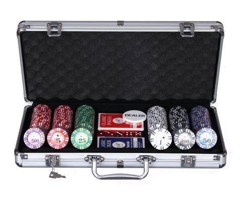 Дипломат для покера ГД4 (300 фишек)