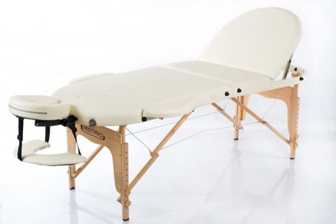 Массажный стол RESTPRO Classic Oval 3 Cream