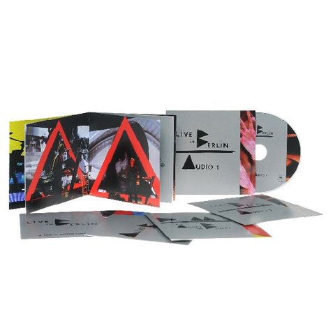 Depeche Mode / Live In Berlin (Blu-ray+2DVD+2CD)