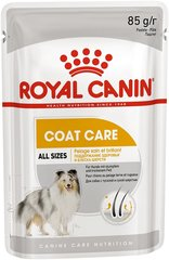 Паштет для взрослых собак, Royal Canin Coat Care, с чувствительной кожей