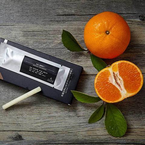 Три картриджа с разным ароматом для автомобильного ароматизатора воздуха Xiaomi