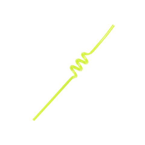 Трубочка пластиковая Green