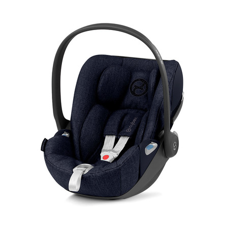 Cybex Cloud Z i-size Plus Midnight Blue
