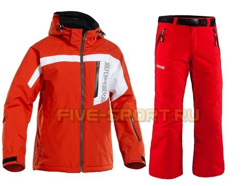 Костюм горнолыжный 8848 Altitude Coy/Tomber детский Carrot/Red