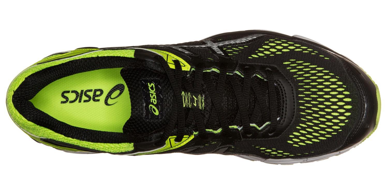 Мужские беговые кроссовки  Asics GT-1000 4 (TT5A2N 9093) черные фото