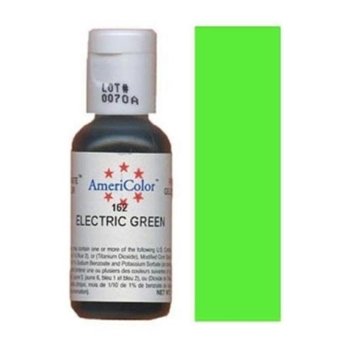 Краситель Americolor, Electric Green