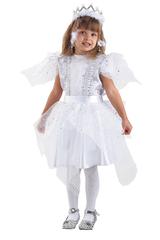 Детский карнавальный костюм Снежинка