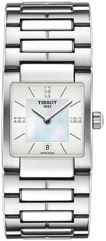 Купить Женские часы Tissot T090.310.11.116.00 T02 Diamonds по доступной цене
