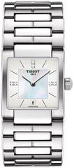Женские часы Tissot T090.310.11.116.00 T02 Diamonds