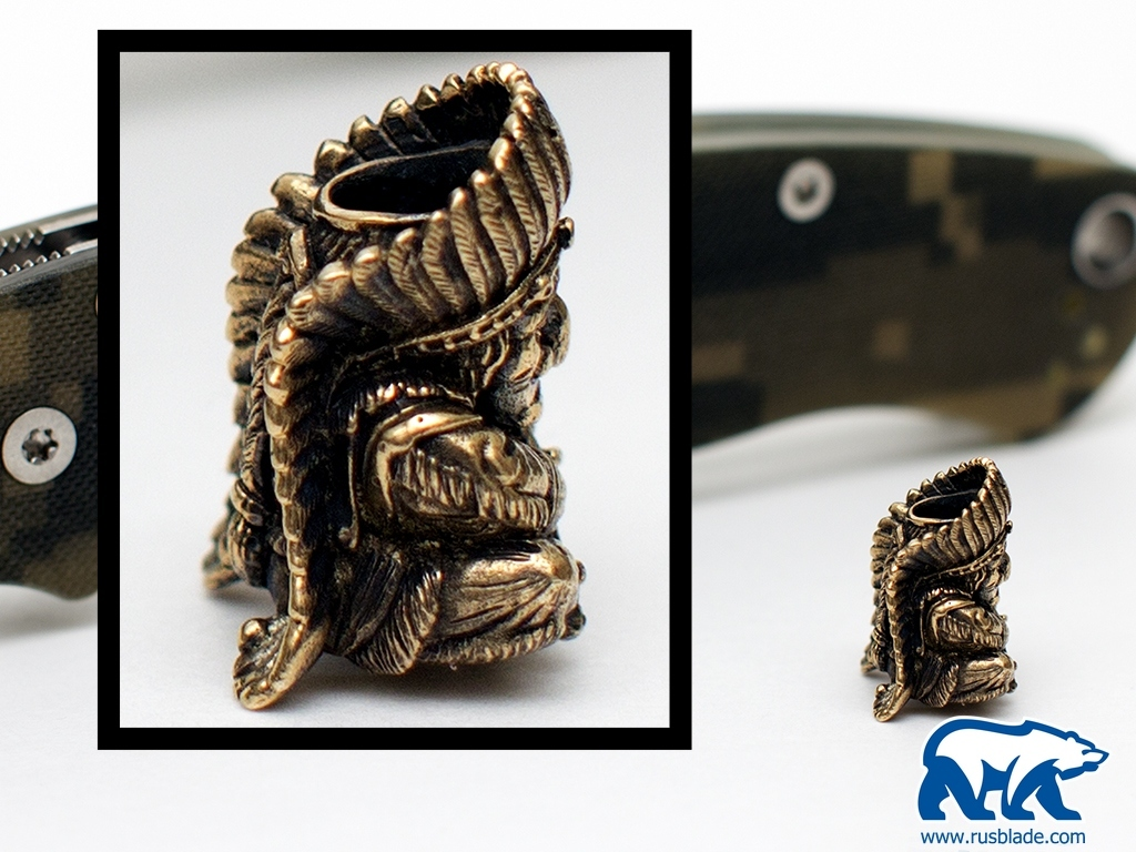 "Custom Sword Knot ""Chief"" Limited Edition"