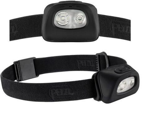 светодиодный фонарь Petzl TACTIKKA + RGB черный