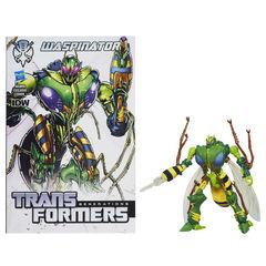 Робот - трансформер Воспинатор с Комиксом (Waspinator) - Поколение Трансформеров, Hasbro