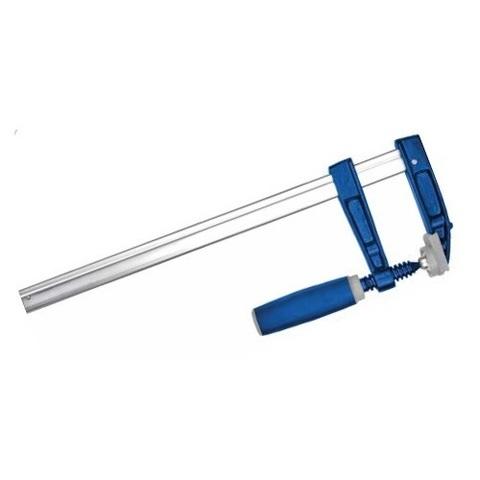 Струбцина КОБАЛЬТ F-образная, 80 х 250 мм (244-568)