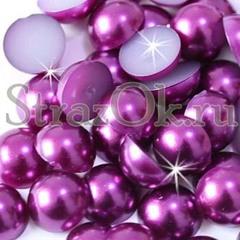 Купите полубусины Amethyst фиолетовые в интернет-магазине StrazOK.ru