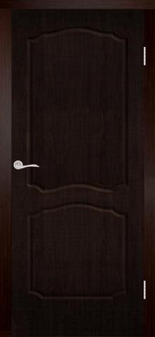 Дверь Сибирь Профиль Классика, цвет венге, глухая