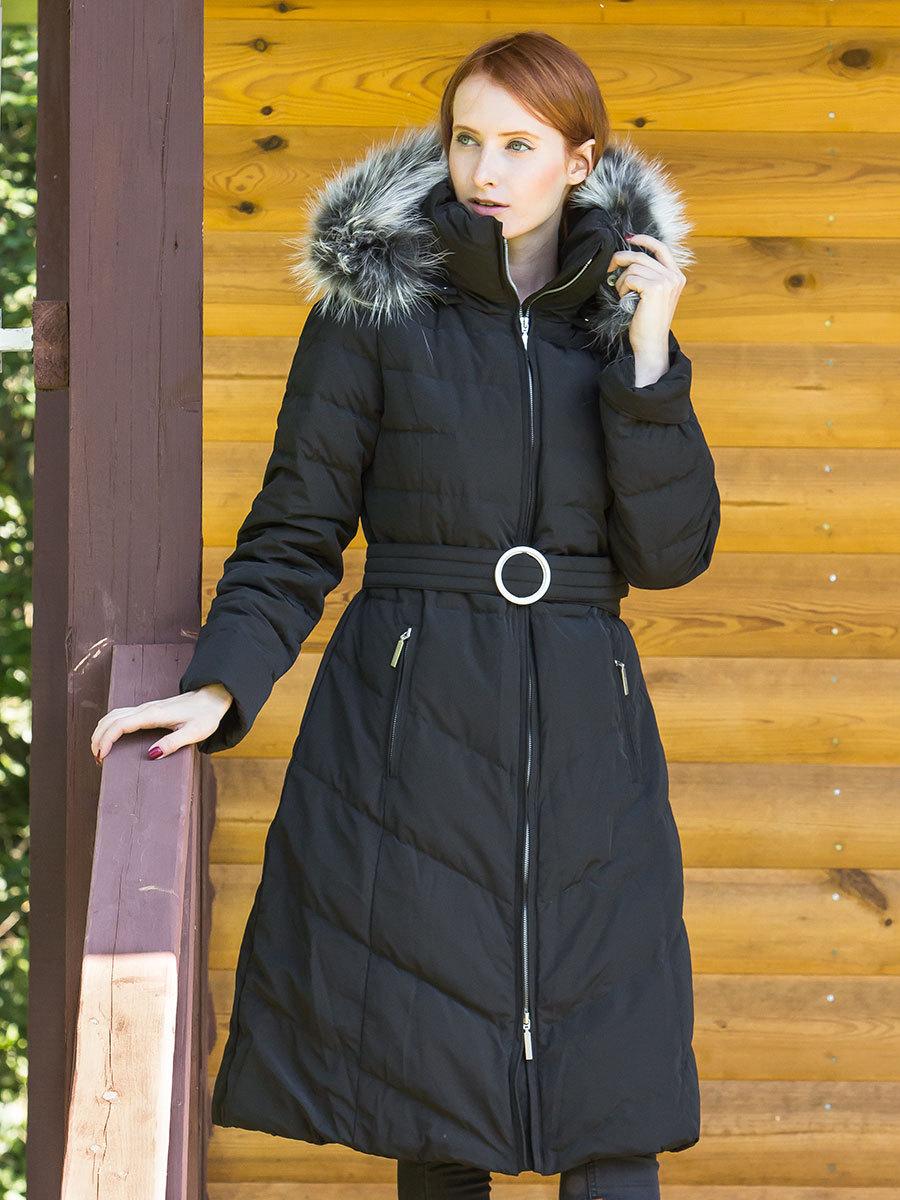 Joutsen пуховик Emilie черный - Фото 1
