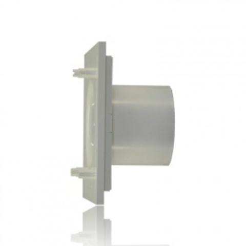 Вентилятор накладной S&P Silent 200 CZ Design 4C Marble Black