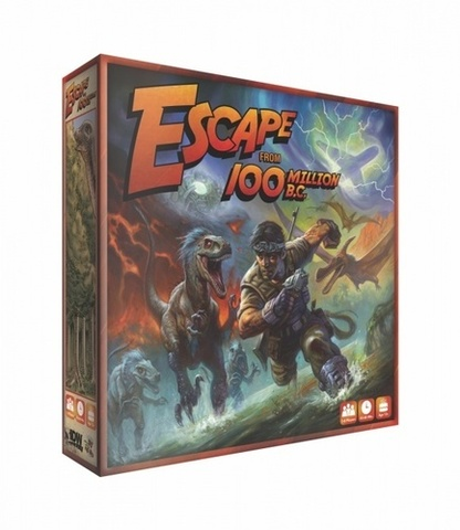 Escape from 100 Million BC