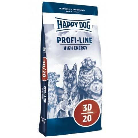 Happy Dog Profi Line High Energy для взрослых собак с повышенными потребностями в энергии 20 кг