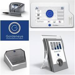 Аппарат для перманентного макияжа Multitalent GOLDENEYE (Испания)