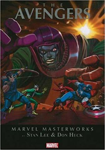 Marvel Masterworks The Avengers Vol 3