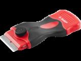 Скребок ЗУБР МАСТЕР безопасный, двухкомпонентный корпус, тип лезвия H01