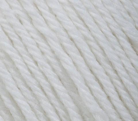 Купить Пряжа Gazzal Baby wool Код цвета 801 | Интернет-магазин пряжи «Пряха»