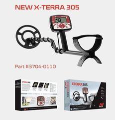 Металлоискатель Minelab X-Terra 305 new