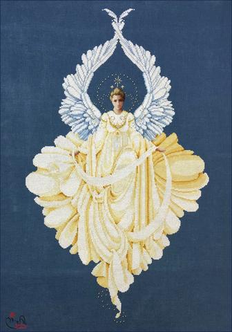 Набор для вышивания Ангел мира. Арт. 8015