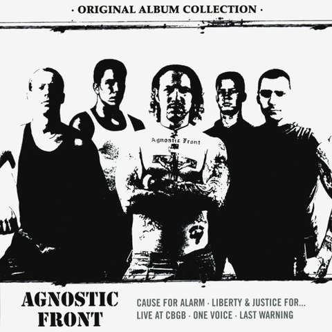 Agnostic Front / Original Album Collection (5CD)