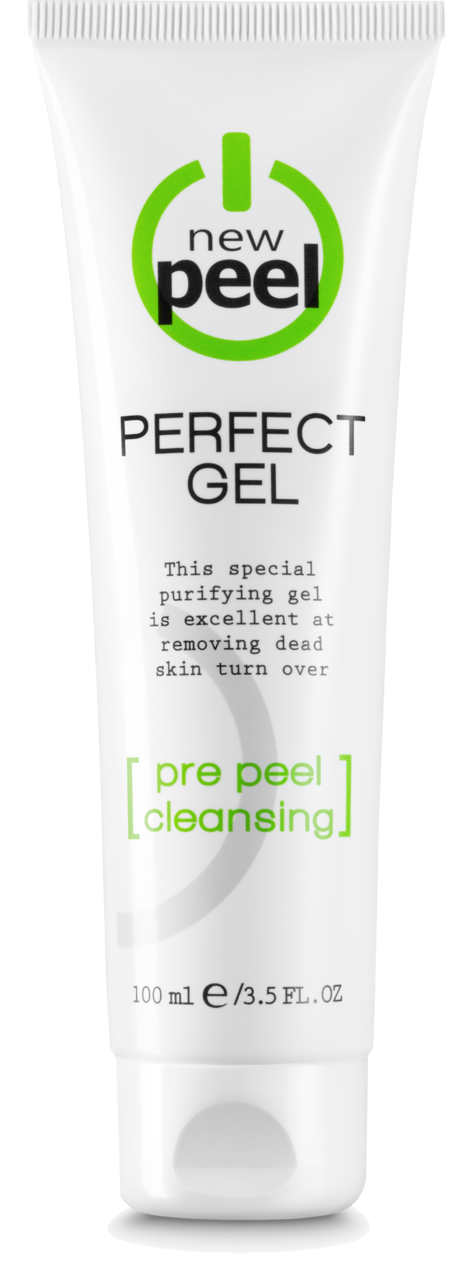 Очищающий гель с АНА-кислотами / NEW PEEL Perfect Gel, 100 ml
