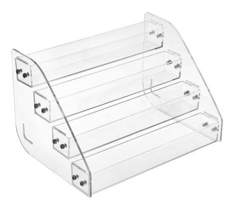 Этажерка для пигментов (4 уровня, 40 пигментов)  25,5 x16,5 x 12,5