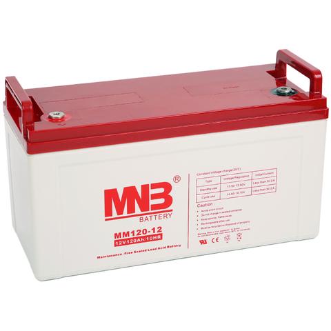 Аккумуляторы MNB MM 120-12 - фото 1
