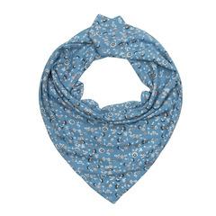 A660-17 платок, голубой
