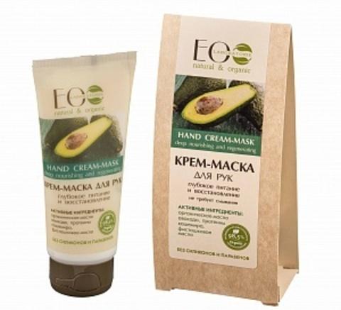 EO Laboratorie Крем-маска для рук Глубокое питание и восстановление 100мл