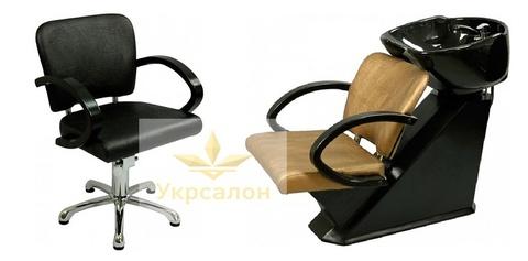 Комплект парикмахерской мебели Suri
