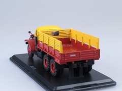 ZIS-151 board Technical Assistance Mosgortrans 1:43 Start Scale Models (SSM)