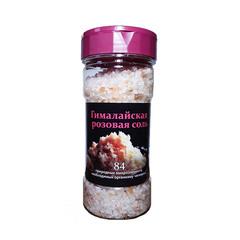Соль Гималайская, Русская Соль, розовая, 400 г.