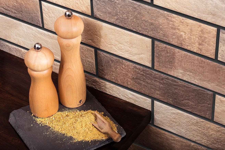 Плитка клинкерная Cerrad, Loft brick, Masala, 245x65x8