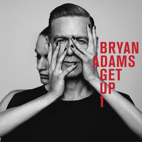 Bryan Adams / Get Up (CD)